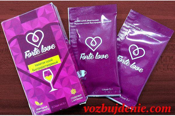 Женский раздражитель Forte Love