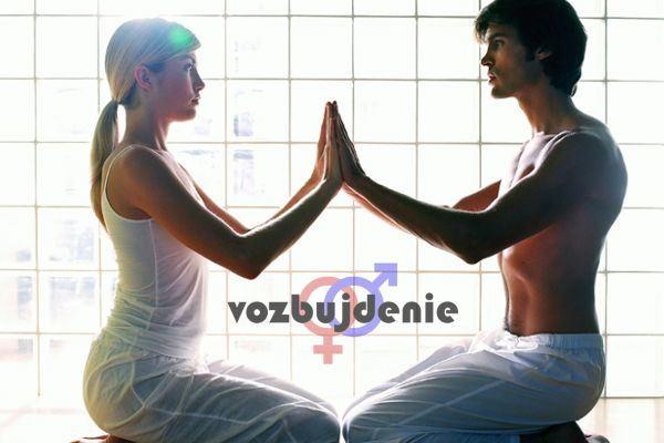 Тантрическая сексуальная йога