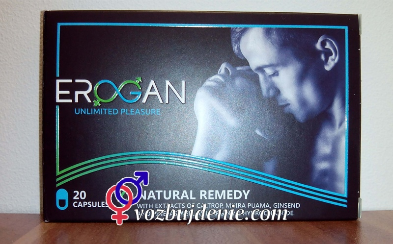 How does Erogan improve your sexual performance?