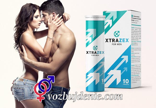 Opinioni di medici e recensioni di uomini su XtraZex compresse effervescenti