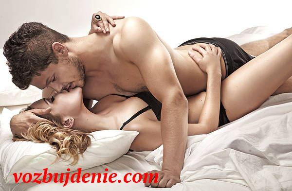 Признаки сексуального возбуждения у девушки