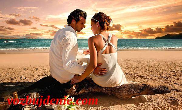 Романтическое свидание как прелюдия к возбуждению