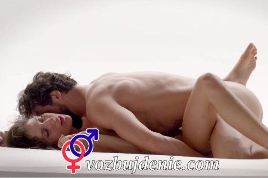 страстный секс супругов