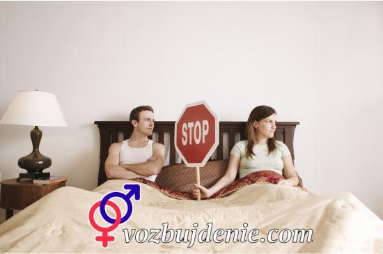 отказ от анального секса из за боли
