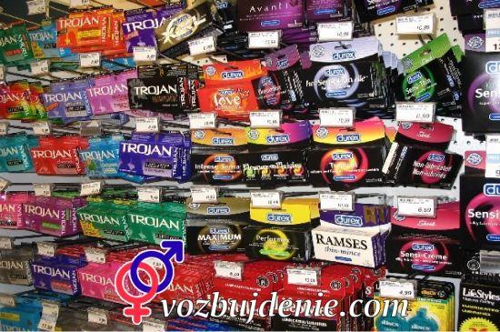 разнообразие мужских контрацептивов